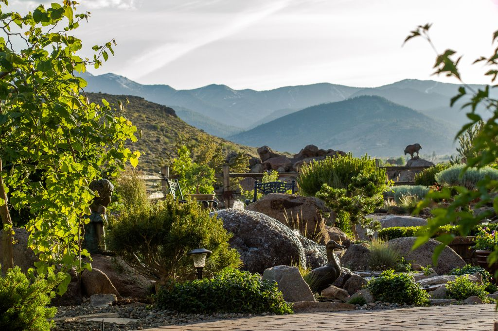 Landscape Boulders Reno Nv : Water features nvision landscaping llc