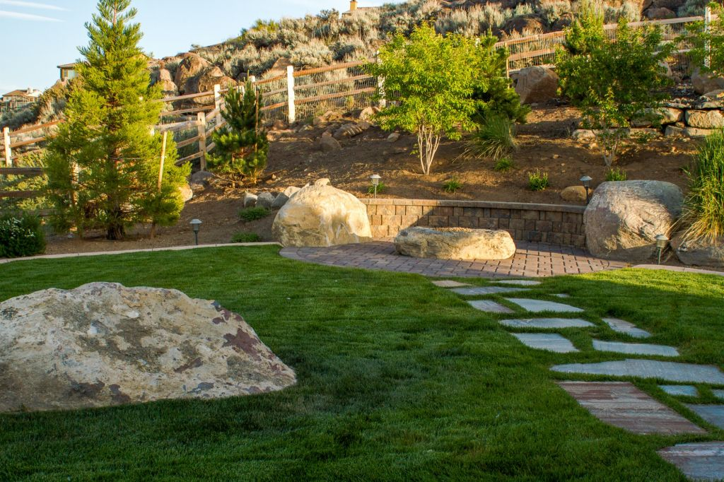 large landscaping mill creek landscaping mill